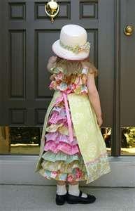 OMG cutest Easter dress!