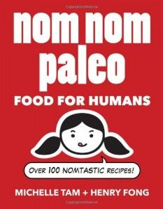 "Cookbook Giveaway!!! ""Nom Nom Paleo Food for Humans"" Click the pic for instructions on entering. No purchase necessary."
