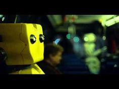 robots, youtube