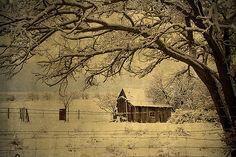 eastern oregon winter...I love Eastern Oregon..especially Halfway!