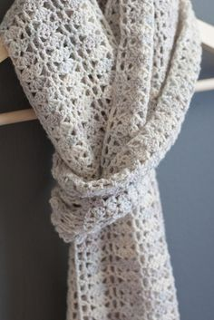 Claudia Scarf by Lindsay Jewell, via Flickr