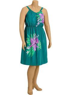 Vestidos de verano para gorditas 2013