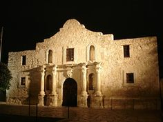 The Alamo - from Our Shared Heritage Travel Itinerary: American Latino Heritage list of sites - National Park Service