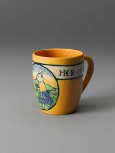 Paul Revere Pottery of the Saturday Evening Girls club  Lili Shapiro January 1935   Height x width: 3 5/8 x 3 in. (9.2 x 7.6 cm)
