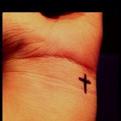 I love small, wrist tattoos