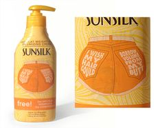 1970's shampoo brands | Gee, your super-long product name smells terrific! - The Dieline -