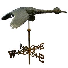 Antique Copper Weathervane