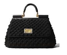 Dolce & Gabbana Crochet Handbags