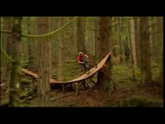 Awesome Mountain Biking Video - I could do with a few of their skills!
