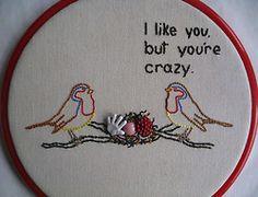 hahahaha...i love a crazy bird