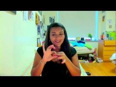 """""""Live While We're Young"""" by One Direction ASL Cover asl song, asl cover, direct asl"""