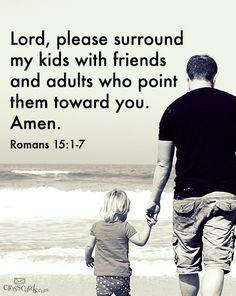 surround my children