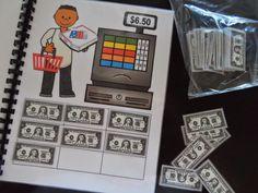 Dollar-Up Activity Book