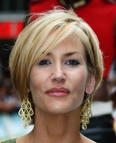 Short Hairstyles For Women Over 50 | ... Gallery --Short Blonde Hairstyles -- Photos of Short Blonde Hairstyles