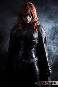 Batgirl  Model: Alexia Jean Grey  Photography: SuperHero Photography by Adam Jay