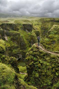 Fuji Canyon, Iceland