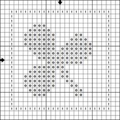 Free Printable Cross Stitch Patterns Fall | ... Cross Stitch Symbol Pattern - Free Printable St. Patrick's Day Cross