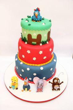 Galinha Pintadinha Cake