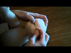 ▶ How to Sew DFH Eyes - YouTube
