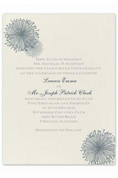 informal wedding invitation wording on pinterest