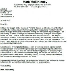 Trainee Recruitment Consultant Cover Letter