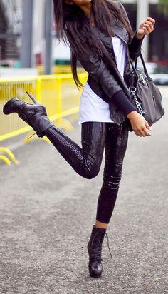 Sequin Leggings!