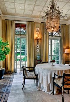 Dining room of my dreams....