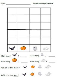 First Grade Shenanigans: graphing