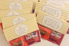 INSTANT DOWNLOADNew Baby Gift Tags for Nurses by theprettypaperie, $10.00