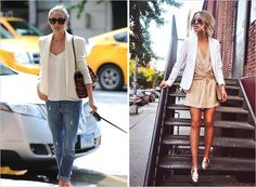 The White Blazer   Rue