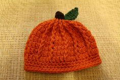 Ravelry: Ribbed Crochet Beanie pattern by Donna McGonigal