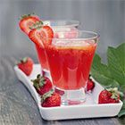 Strawberry Lemonade Recipe at GEAppliances.com
