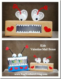 Valentine's Day Mailbox