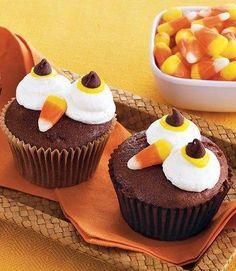 Night Owl Cupcakes