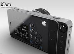 iPhone 5 : Schéma fuité qui montre un appareil photo interchangeable ! | meltyStyle