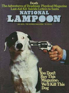 National Lampoon from almost 40 years ago. So politically incorrect. So great.