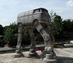 VW AT-AT... 'nuff said
