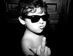 bad-ass kid!