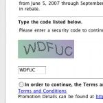 Funny CAPTCHA