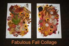 fabulous fall collag