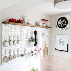 Kitchen Utensil Organization