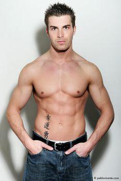 Sven #male #men #model