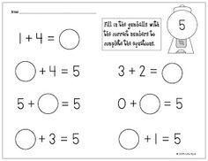 Mrs. Byrd's Learning Tree: Sweet Treats Math Centers - FREEBIE