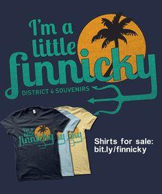 I'm a little Finnicky :)