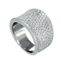Diamond Rings - style 7022 - for the chic fashionista!