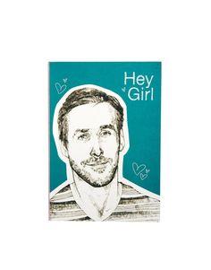 ryan gosling, journals, handbags, the notebook, gift ideas