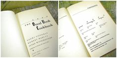1986 THE GOOD BOOK Cook Book   Goodman Marcus by BunnysLuck