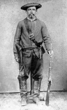 Tejano Unionist - Mexicans in the Civil War