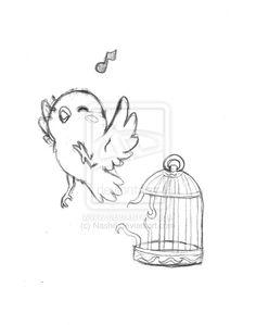 bird, tattoo requestwip