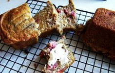 Strawberry Bread Recipe, perfect time of year to use up Strawberries.. remember to buy cream cheese to spread on it. YUM.